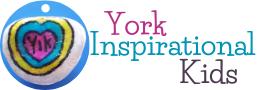 york inspirational kids logo